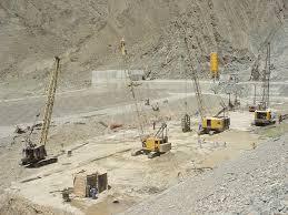 گزارش مستند عمليات تزريق در آبرفت سد مخزنی سیوند فارس