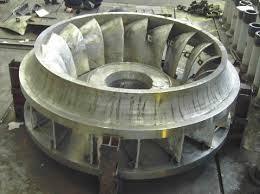 پاورپوینت ساخت توربین های برق آبی