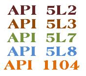 استاندارد API مربوط به خطوط توليد لوله