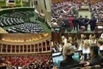 تحقیق-جایگاه-شورای-ملی-در-قوانین-اساسی-ایران-و-فرانسه