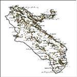 شیپ-فایل-روستاهای-استان-ایلام